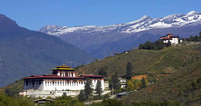 Taste of Bhutan Tour