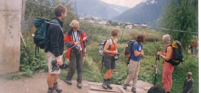 Nepal, Tibet and Bhutan Tours