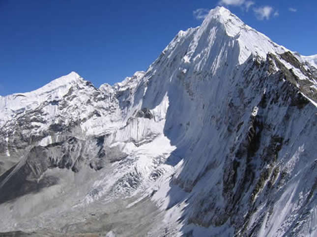 Baruntse Expedition of Nepal