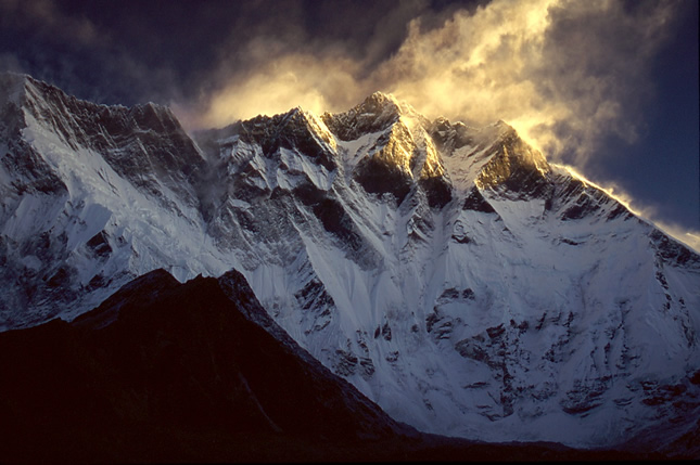Lhotse Expedition of Nepal