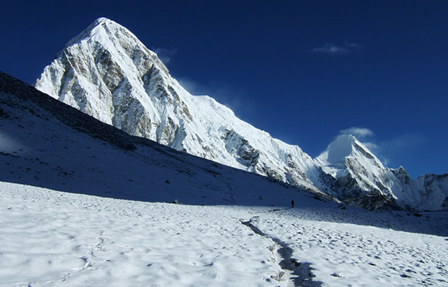Mt. Pumori Expedition of Nepal
