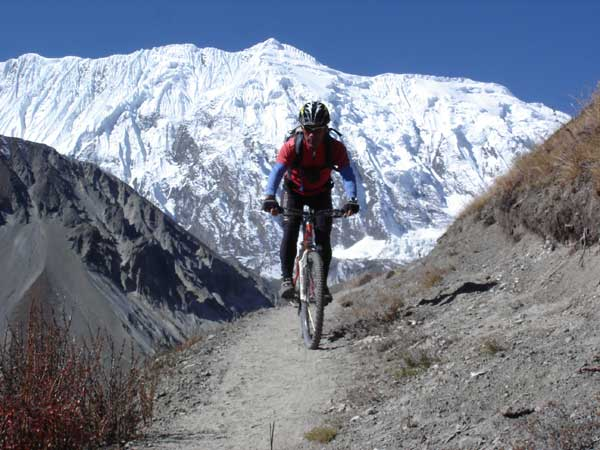 Nepal Biking Tours