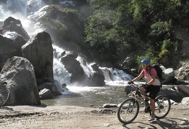Popular Biking Tours in Nepal