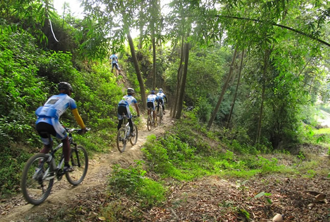 Taste of Nepal Biking Tour