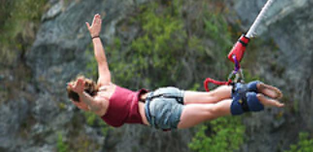 Adventure Bungee Jumping in Nepal