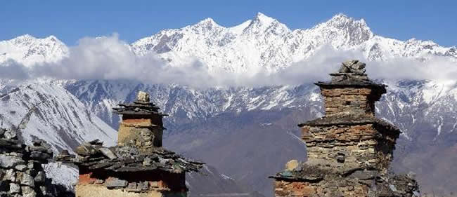 Muktinath Hiking