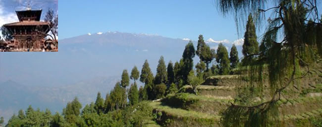 nagarkot and changunarayan hiking
