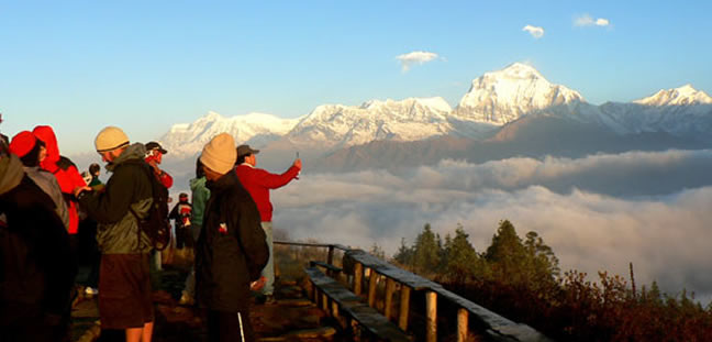 Horse Riding Adventure in Ghorepani Poon Hill