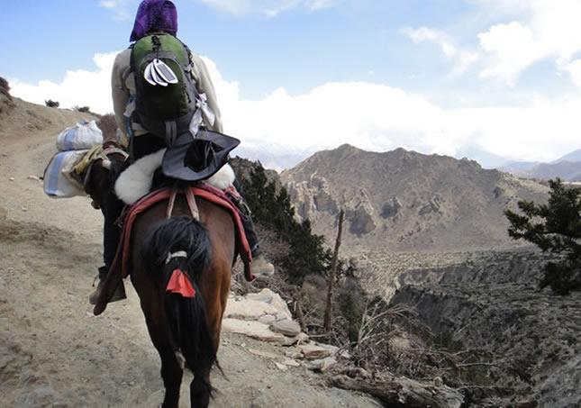 Annapurna Circuit Horse Riding Tour