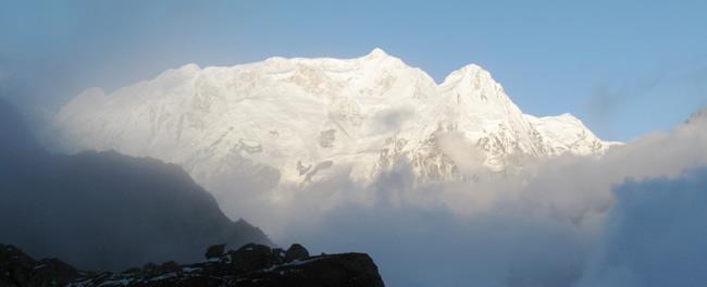 Sherpani Col and Amphulapcha Pass Trekking
