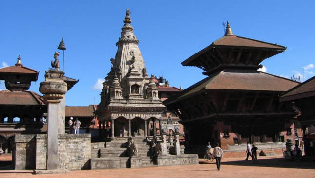 Nepal World Heritage Site Tour