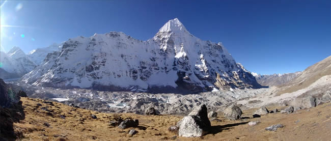 kanchenjunga conseravation area