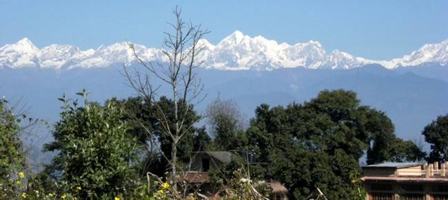 Shivapuri, Dhulikhel and Namobuddha Trekking
