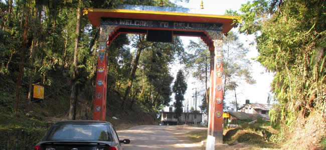 Travel Attraction of Kalimpong