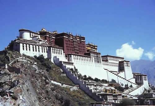 Pothala Palace of Tibet
