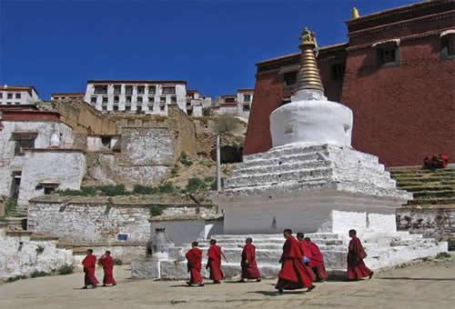 Tibet Samye Ganden Trekking
