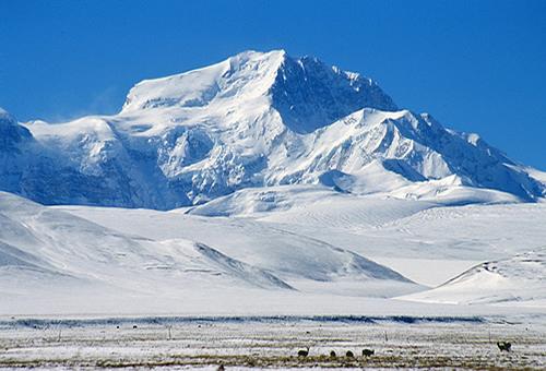 Mt. Shisapangma Expedition