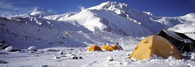 Tibet - Shishapangma Base Camp Trekking