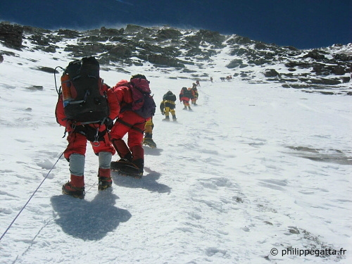 Tibet High Mt. Expedition