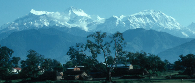 Lamjung Himal Base Camp Trek
