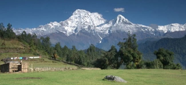 Annapurna Royal Hiking