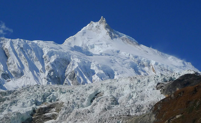 Manaslu Circuit Trek via Larkya-La Pass