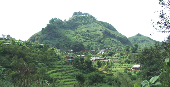 Bandipur Village of Nepal