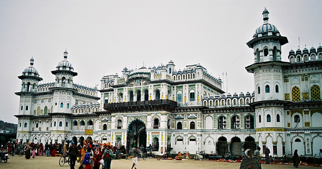 Janakpur City of Nepal
