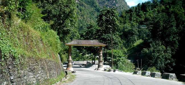 Travel Attraction of West Sikkim