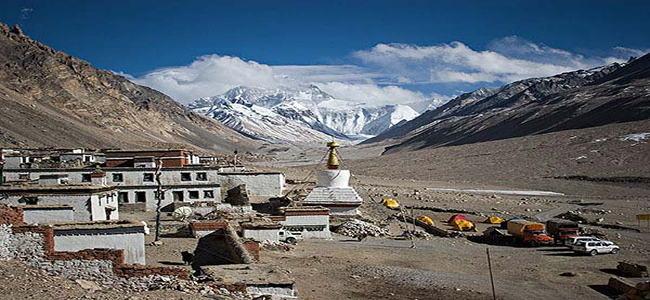 Everest Base Camp Tour of Tibet