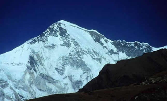 Mt. Cho Oyu Expedition of Tibet